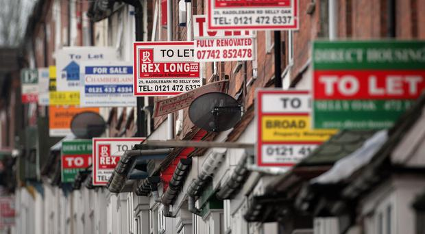 The scale of the rental trap facing hard-pressed families is revealed in a new report showing that the vast majority of people do not wish to be tenants.