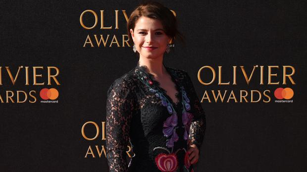 Jessie Buckley attending the 2017 Olivier Awards (Chris J Ratcliffe/PA)