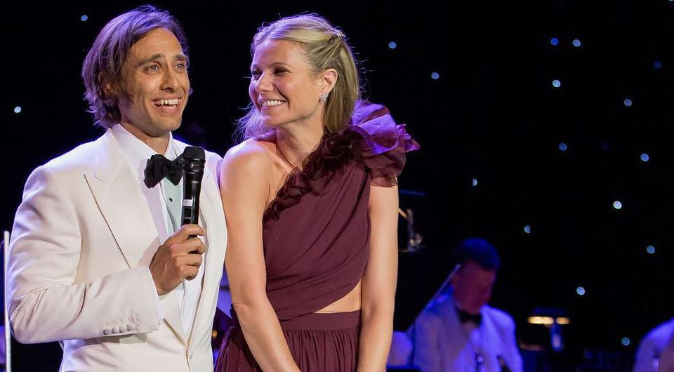 Gwyneth Paltrow and Brad Falchuk wed in private ceremony ...