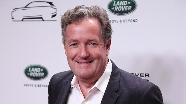 Piers Morgan makes sex life quip on Good Morning Britain (Jonathan Brady/PA)
