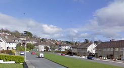 The incident occurred in the Tawnies Crescent area of Clonakilty this morning. Photo credit: Google Maps