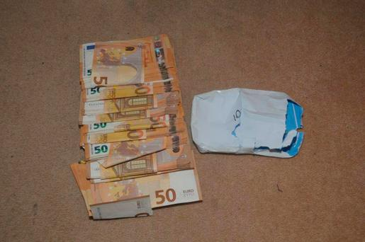 The planned searches were carried out by the Garda National Drugs & Organised Crime Bureau at a number of addresses