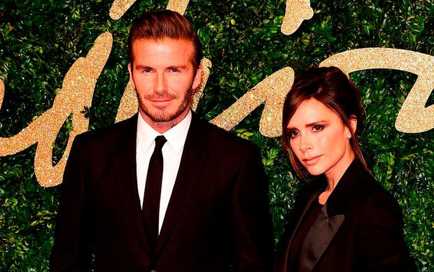 Victoria Beckham had all her sons by scheduled C-section. Photo: Ian West/PA