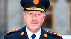 Former Garda commissioner Martin Callinan. Photo: Tom Burke