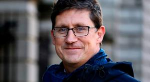 Green Party leader, Eamon Ryan