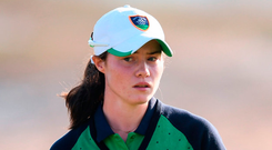 Maguire is planning to mix LPGA Tour invitations with appearances on the second tier Symetra Tour as soon as the college season finishes on May 23. Photo: Sportsfile