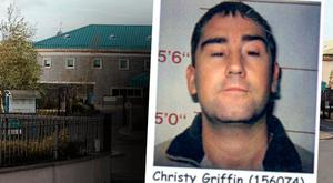 Christy Griffin (pictured) was released from prison on Wednesday