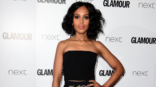 Kerry Washington has played 'fixer' Olivia Pope since the series debuted in 2012 (Ian West/PA)