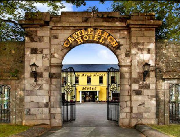 the woman is suing the Castle Arch Hotel in Trim Photo: Google Maps