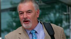 Ian Bailey: lost his appeal. Picture: Collins