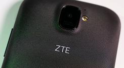 ZTE said it was aware of the sanctions and evaluating their impact