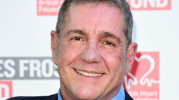 Dale Winton, who has died at the age of 62 (Ian West/PA)