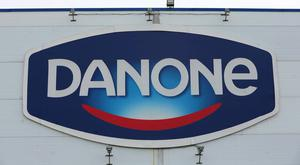 The update confirms that Danone is on