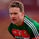 Mayo's Andy Moran. Photo: Sportsfile