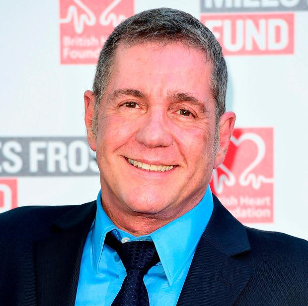 Dale Winton. Photo: Ian West/PA Wire