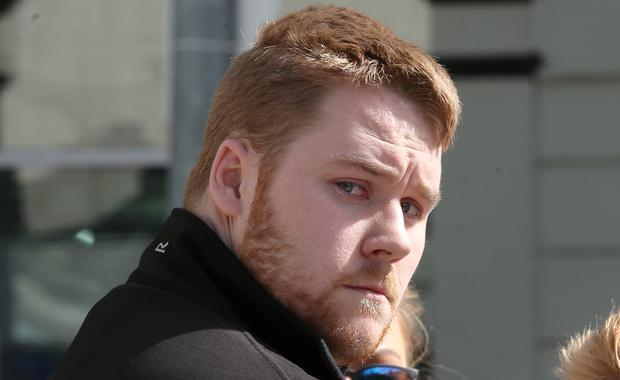 Karl Walsh (27), of Buttercup Way, Darndale, Dublin, pictured at the Dublin Circuit Criminal Court Pic Collins Courts