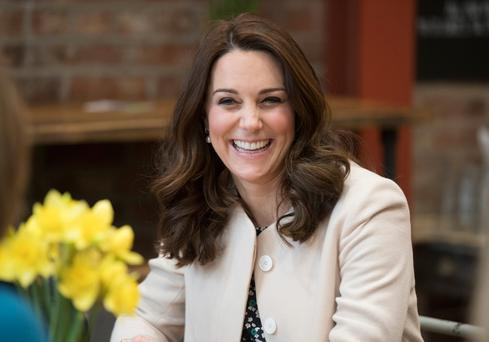 Kate Middleton Is In The Early Stages Of Labour