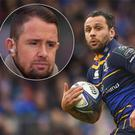 Shane Williams (inset) wants the Scarlets to target Isa Nacewa