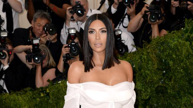 Kim Kardashian West has announced the closure of her Dash clothing stores (Aurore Marechal/PA)