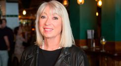 Anne Doyle at the launch of Kennedy's Station. Photo: Anthony Woods