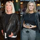(L to R) Anne Doyle, Cassie Stokes and Laura Mullett and Aoife Walsh at the Kennedy's Station launch