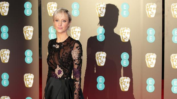 Andrea Riseborough will star in the new show (Yui Mok/PA)