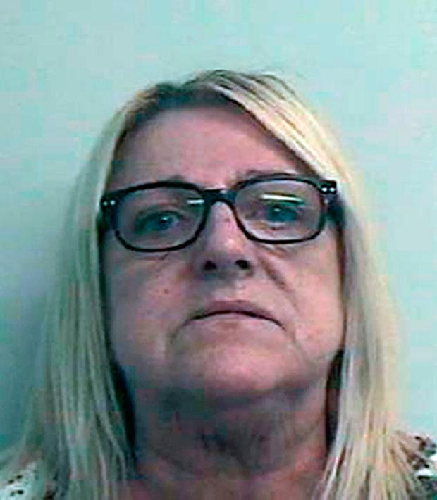Catherine Leahy has been jailed at the High Court in Glasgow for six years in the first prosecution of its kind in Scotland after she accepted a bribe. Photo: Press Association