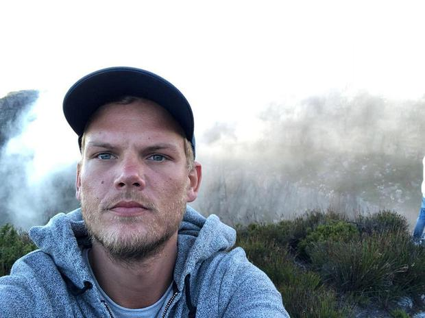 Swedish musician, DJ, remixer and record producer Avicii (Tim Bergling) takes a selfie on Table Mountain, South Africa in this picture obtained from social media January 11, 2018. Instagram/Avicii via REUTERS