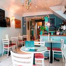 Vibrant: the Light House vegetarian cafe in Galway. Photo: Andrew Downes, XPOSURE .
