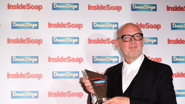 Inside Soap Awards 2016 – London