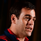 Johann van Graan has really immersed himself in Munster. Photo: Sportsfile