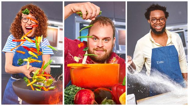 Britain's Best Home Cook: meet the contestants