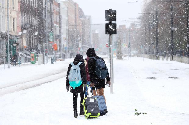 The 'Beast from the East' hit the country hard but saved many from the rigours of sleeping rough