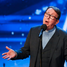 Fr Ray Kelly on Britain's Got Talent. Photo: TV3