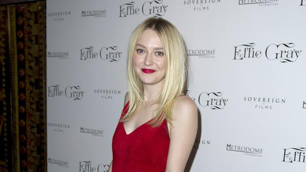Dakota Fanning (Laura Lean/PA)