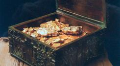 It's still out there: Forrest Fenn's treasure chest