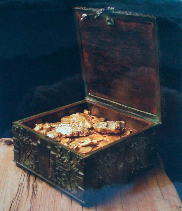 Eccentric's €1 6m treasure hunt could last for 1,000 years