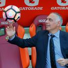 James Pallotta: 'You can knock out any team if you play 94 minutes like we did against Barcelona'. Photo: Paolo Bruno/Getty Images