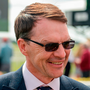 Trainer Aidan O'Brien. Photo: Sportsfile