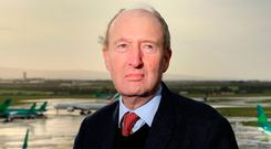 Minister Shane Ross. Photo: Gerry Mooney