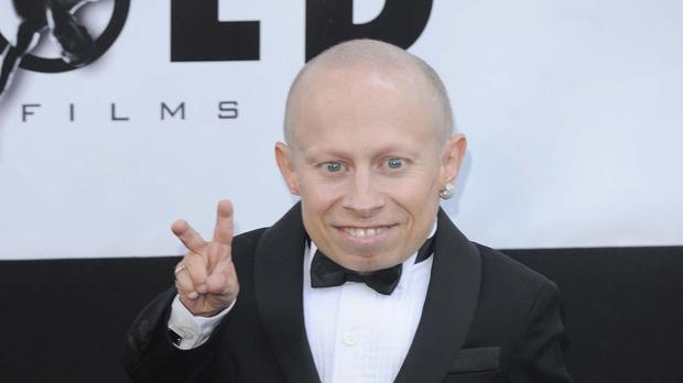 Verne Troyer died aged 49 (Ian West/PA)