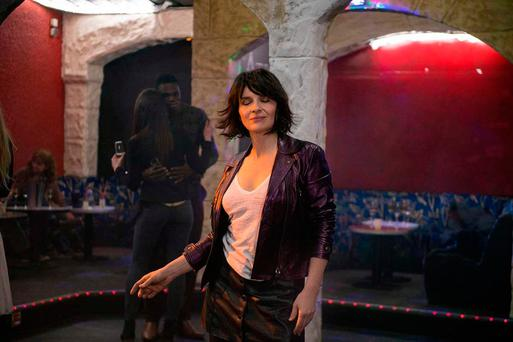 Juliette Binoche stars in this unusual class of romantic comedy