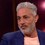 Baz Ashmawy on last night's Ray D'Arcy show. Photo: RTE