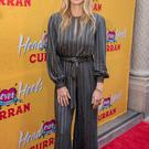 Gwyneth Paltrow arrives at The Curran Theater to see Head Over Heels on Wednesday, April 18, 2018, in San Francisco. Head Over Heels is the new musical comedy featuring the iconic songs of The Go-Go's.(Photo by Peter Barreras/Invision/AP)