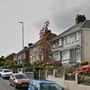 The incident took place on the Ballysimon Road in north Belfast. Pic: Google Maps