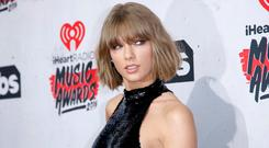 Singer Taylor Swift. Photo: REUTERS
