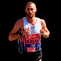 Ireland's Stephen Scullion knocked more than two minutes off his lifetime best during yesterday's London Marathon. Photo: Getty Images