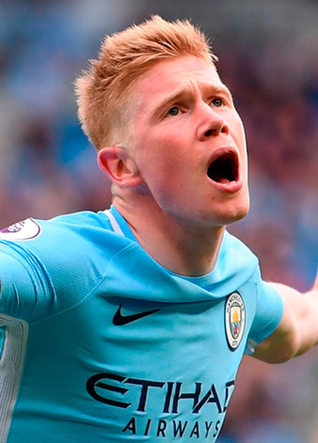 Kevin De Bruyne. Photo: Laurence Griffiths/Getty Images
