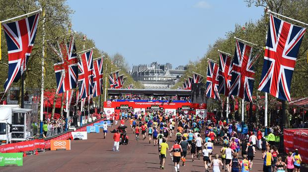 2018 Virgin Money London Marathon