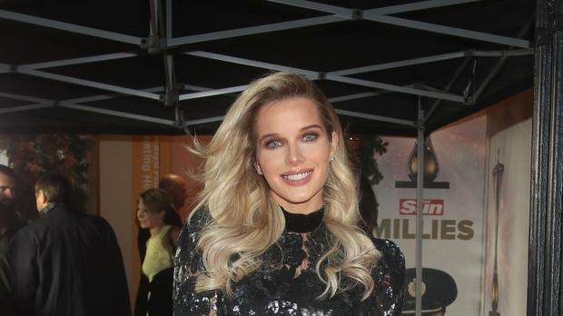 Helen Flanagan plays Rosie Webster (Yui Mok/PA)